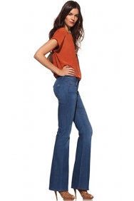 Raven Denim Womens Enid in Beatnik