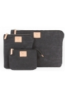 WILL Zip Pouch 3 Pak/Laptop/iPad/Phone